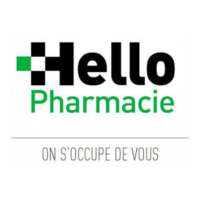 Savon personnalisé Hello Pharmacie