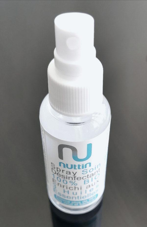 Spray Soin Désinfectant 1