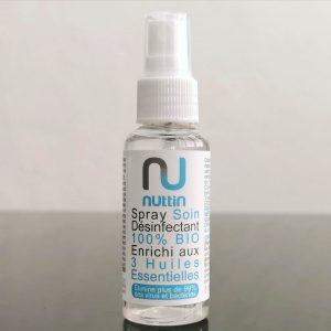 Spray Soin Désinfectant Biologique